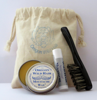 Oregon Wild Hair Gift Pack